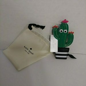 NEW Authentic Kate Spade key chain